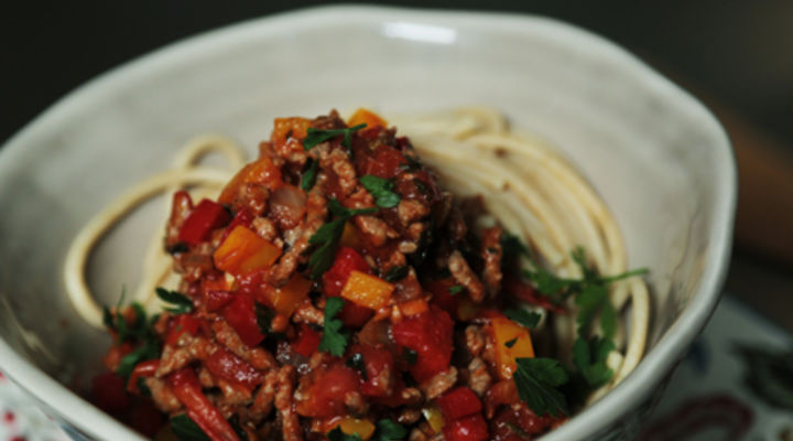 Wednesday Jan 14th - Spaghetti Bolognese