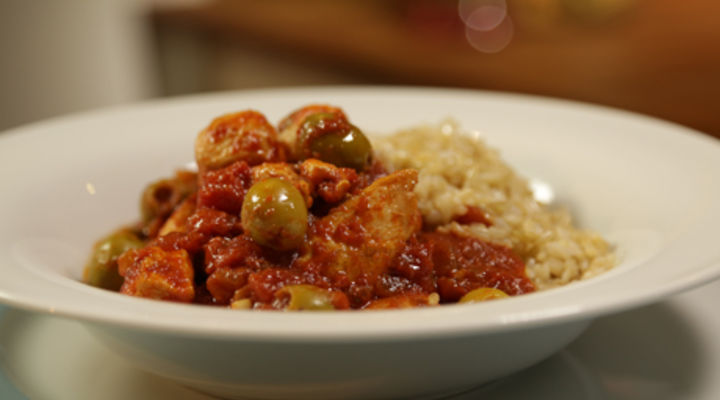 Thursday Jan 15th - Chicken Casserole with Olives