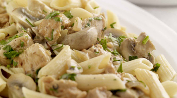 Creamy Chicken And Mushroom Pasta Supervalu