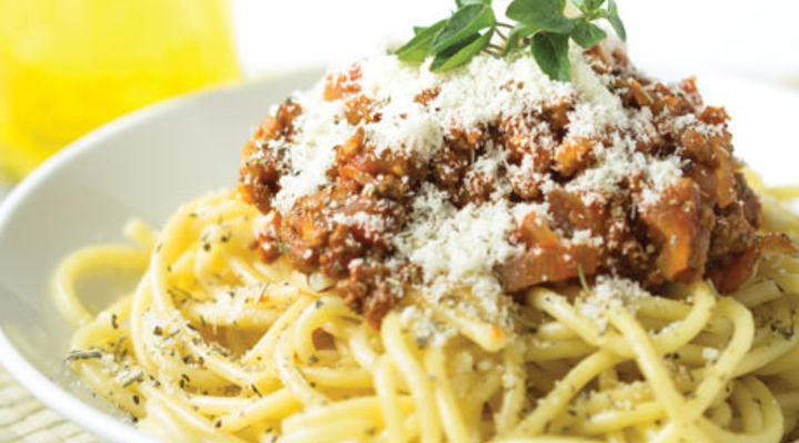 Ohhh So Easy Spaghetti Bolognese - SuperValu