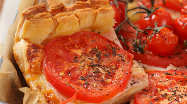 Sun Kissed Tomato Parcels