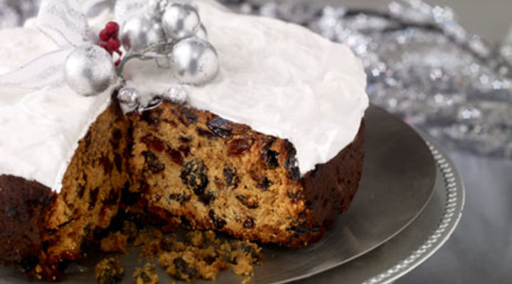 Kevin's Christmas Cake