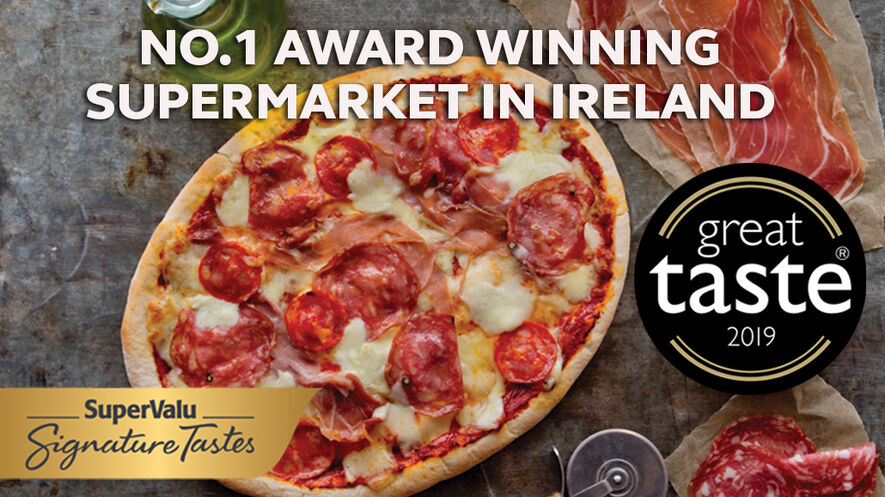 SuperValu Great Taste Winners
