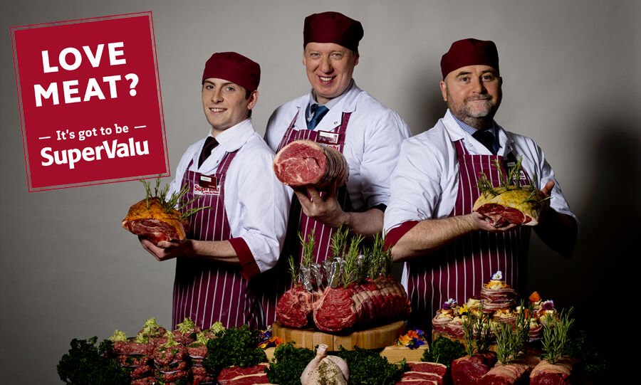 SuperValu Love Meat Barna