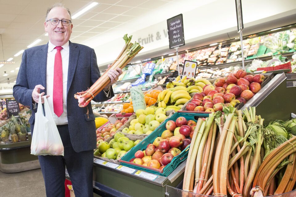 SuperValu Becomes Ireland's First Grocery Retailer To Introduce Compostable Produce Bags