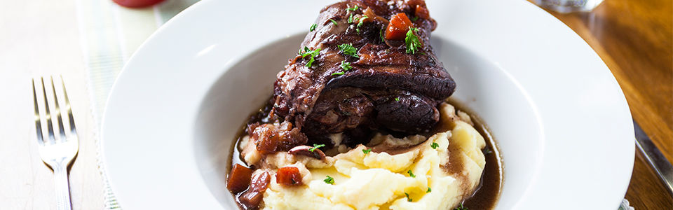 mash healthy bangers and mash lamb shank with cheddar lamb shanks ...