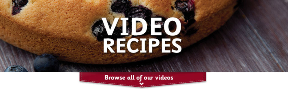 Video Recipes