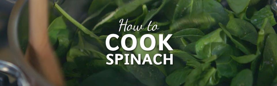 HowToCookSpinach 960x300