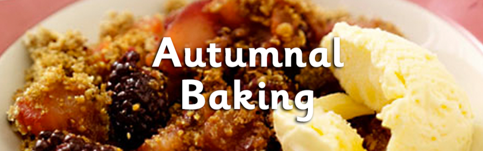 Autumnal Baking