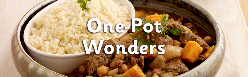 One Pot Meals - Stress Free Cooking Recipes - SuperValu