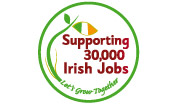 Supporting 30,000 Irish Jobs Logo