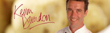 Recipes with Kevin Dundon