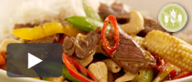 Teriyaki Beef Stir Fry with Seasonal Vegetables