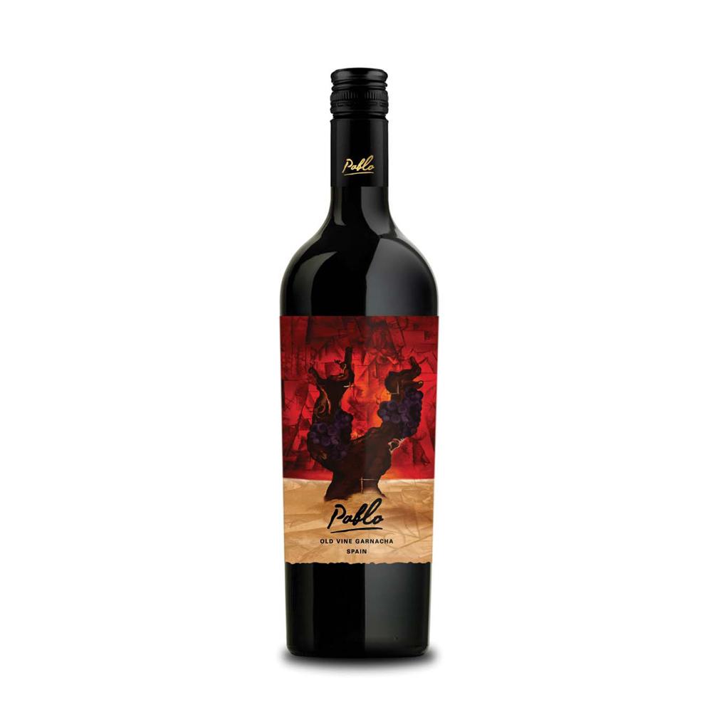 pablo old vine garnacha 75cl