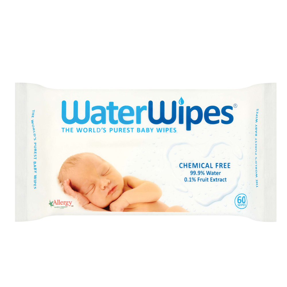 Waterwipes 60pce Supervalu