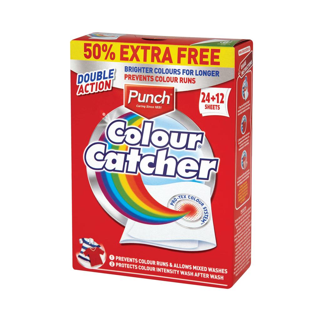 Colour catcher sheets - Colour Catcher Sheets 23