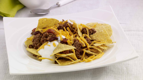 Chilli Beef With Cheese And Tortilla Chips Supervalu