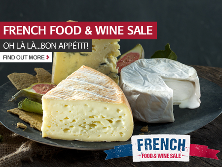 French Food & Wine Sale