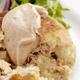 Fishcakes with Chilli Mayo