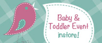 Instore Baby Events