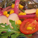 Cherry Tomato, Radish & Corn Salad