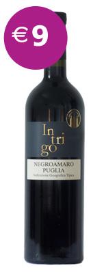 Intrigo - Wine of the Month
