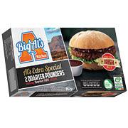 Big Al's Special Edition Quarter Pounders 2 Pack 267g