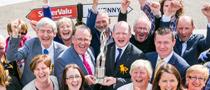 Kilkenny City - TidyTown Winner