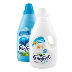 Comfort Blue Skies/ Pure Fabric Conditioner 2ltr
