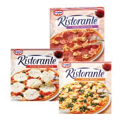 Dr.Oetker Ristorante Pizza Range 320g-385g