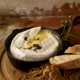 Garlic & Thyme Camembert.