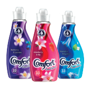 Comfort Creations Fabric Conditioner Bluberry/ Strawberry/ Blubell 1.16ltr