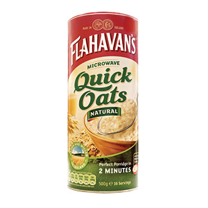 Flahavan's Microwave Quick Oats 500g