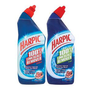 Harpic 100% Limescale Remover Original/ Fresh 750ml