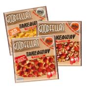 Goodfellas Takeaway Pizza Range
