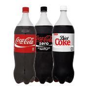 Coca Cola Range 2ltr