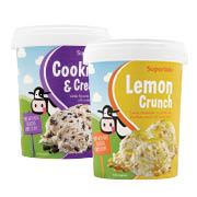 SuperValu Cookies & Cream Ice Cream 500ml